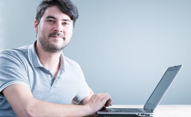 Webseite, Content-Strategie und Business-Porträts für IT-Unternehmer